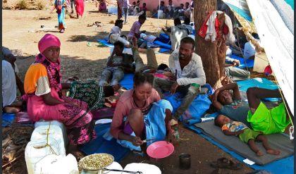 نحو 25 ألف إثيوبي يلجأون إلى السودان