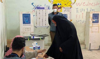 تقرير أولي.. 32 % نسبة مشاركة العراقيين في التصويت العام