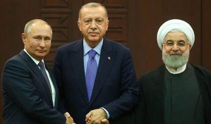 الكرملين: بوتين وأردوغان وروحاني في اجتماع حول الملف السوري غداً