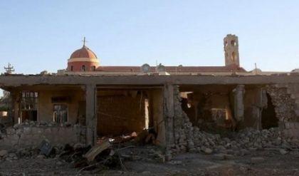 اطلاق منحة الامارات لتعمير كنائس الموصل