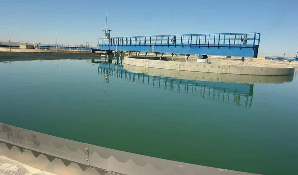 ماء نينوى تعتزم إيقاف الضخ عن اثنين وعشرين حيا في أيسر الموصل