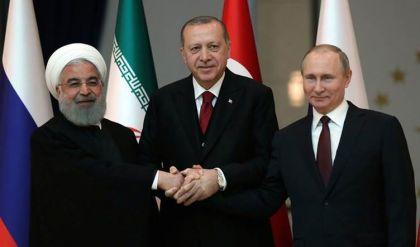 القمة الثلاثية: النزاع في سوريا لن ينتهي إلا بعملية سياسية يقودها أبناؤها