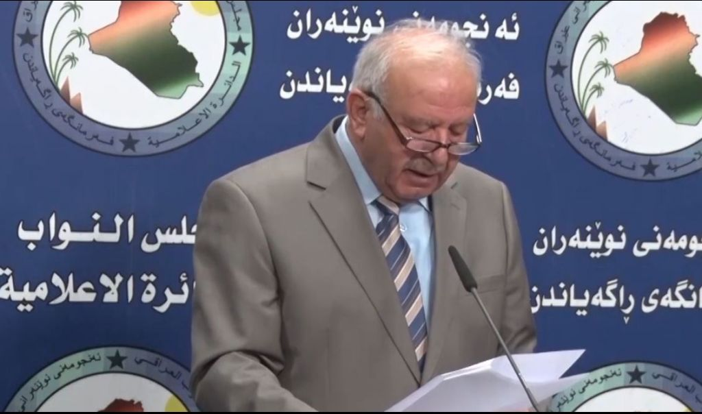 نائب يقترح عدة إجراءات على الحكومة لضبط وضع أمني مستتب في نينوى