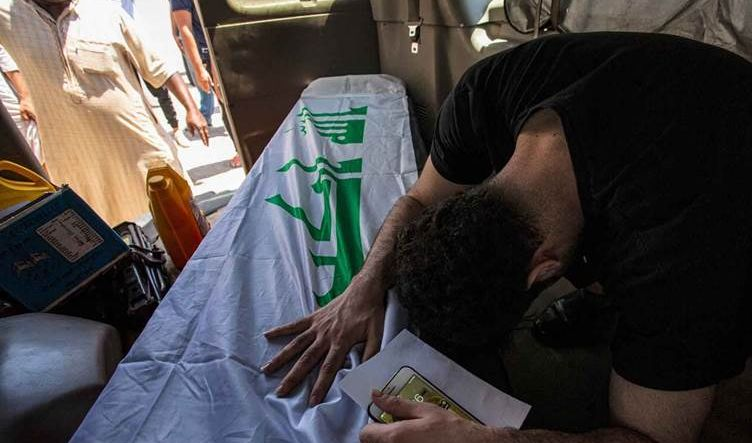 حقوق الإنسان تدعو الكاظمي للتصدي بحزم لظاهرة اغتيال الناشطين المدنيين