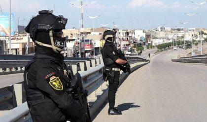 عمليات بغداد: القبض على ١٥٤٢ مخالفاً للحظر في العاصمة