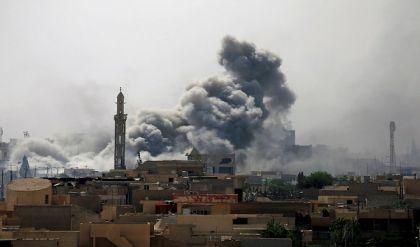 خارطة جديدة توضح آخر مواقع داعش في الموصل القديمة