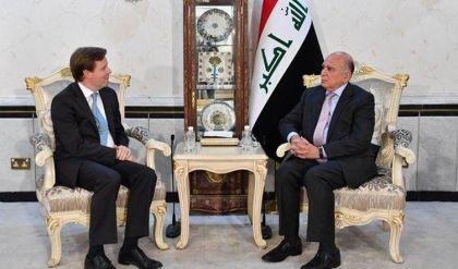 وزير الخارجية يطمئن السفير البريطاني: اتخذنا إجراءات لأيجاد بيئة مناسبة للبعثات الدبلوماسية