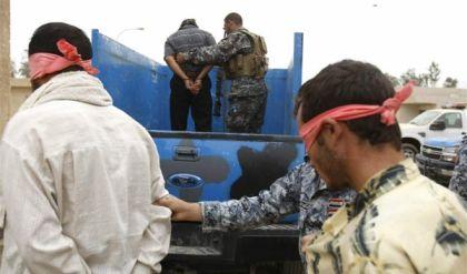 القبض على 6 دواعش خطرين غرب الموصل