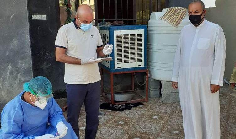الصحة النيابية تبلغ المرجعية والحكومة خطورة المرحلة المقبلة من جائحة كورونا