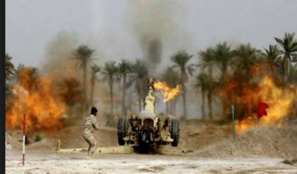 الاتحادية تقصف الموصل القديمة تمهيدا لاقتحامها