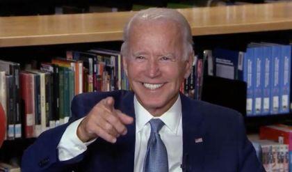 بايدن يفوز رسمياً بترشيح الحزب الديموقراطي للانتخابات الرئاسية