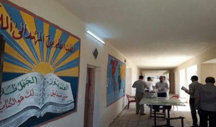 وزارة التربية تأهل 1740 مدرسة في نينوى