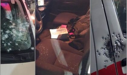 استهداف سيارة ٳسعاف ومحاولة اغتيال اثنين من كوادر صحة كركوك