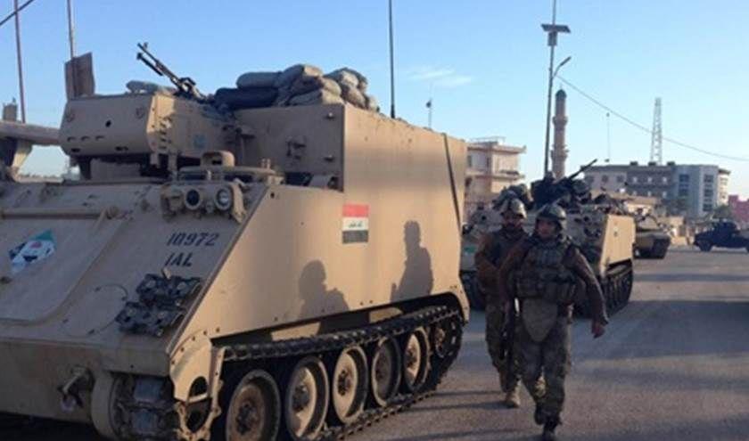 مقتل أحد قيادات داعش الإرهابي على الحدود بين ديالى وصلاح الدين