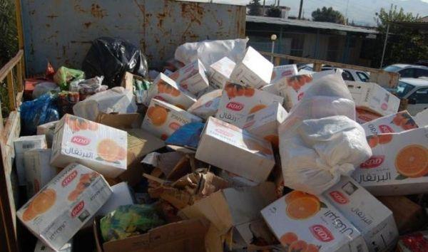 صحة نينوى: اتلاف كميات كبيرة من المواد الغذائية منتهية الصلاحية في الموصل