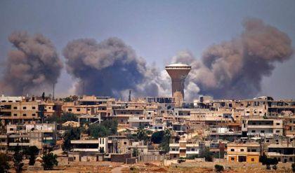 مقتل 16 شخصاً جراء مواجهات عنيفة في درعا