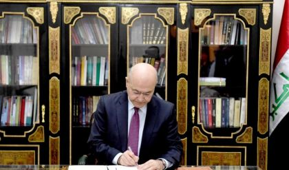 رئيس الجمهورية يصدر بياناً على اعتذار علاوي