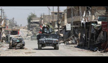 القوات العراقية تتوغل في الموصل القديمة