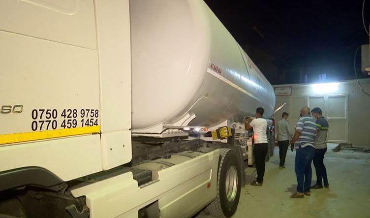 السفير التركي: وصول 120 طناً من الأوكسجين الطبي إلى العراق