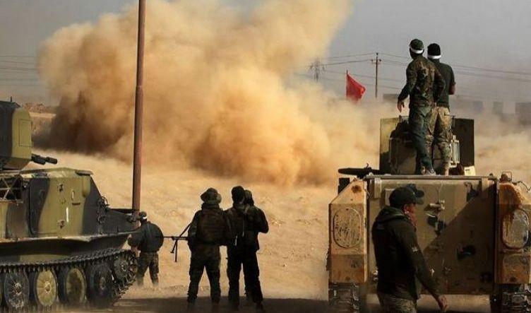 تنسيق عراقي سوري يمنع تنقل الإرهابيين
