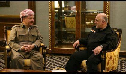 بارزاني يهنئ بتحرير الموصل ويبدأ جولة خارجية لبحث استفتاء كوردستان