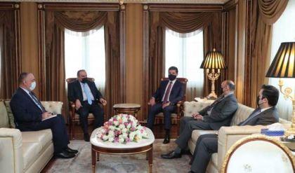 مشاكل الملكية بمناطق 140 على طاولة مباحثات رئيس إقليم كوردستان ووزير العدل العراقي