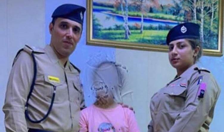 الشرطة المجتمعية في بغداد تمنع بيع أب لابنته ذات الـ11 عاماً