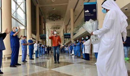 الإمارات تعلن تسجيلها للقاح
