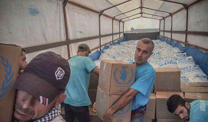 مشروع قرار بالأمم المتحدة يطالب بالإبقاء على تفويض إيصال المساعدات إلى السوريين عبر الحدود