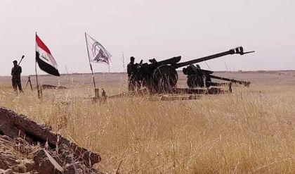 عملية أمنية مشتركة لملاحقة عناصر داعش في