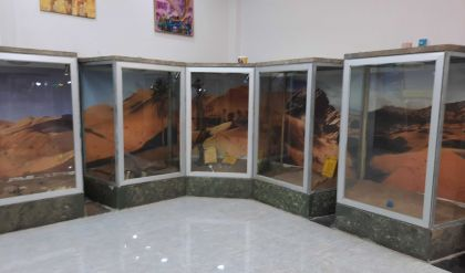 متحف التاريخ الطبيعي في جامعة الموصل يعود من جديد