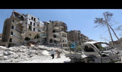 المباشرة باعمار بناية كلية طب الموصل بعد تفجيرها من قبل داعش الارهابي