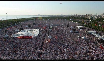 تركيا.. مسيرة مليونية