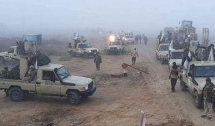 انطلاق عملية امنية تلاحق بقايا داعش جنوب الموصل