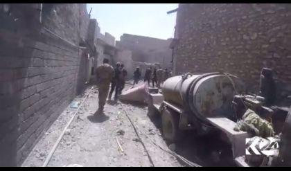 القوات العراقية تضيق الخناق على داعش وبدء العد التنازلي لتحرير الموصل بالكامل