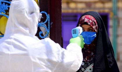 تسجيل 11644 إصابة و63 حالة وفاة جديدة بفيروس كورونا في العراق
