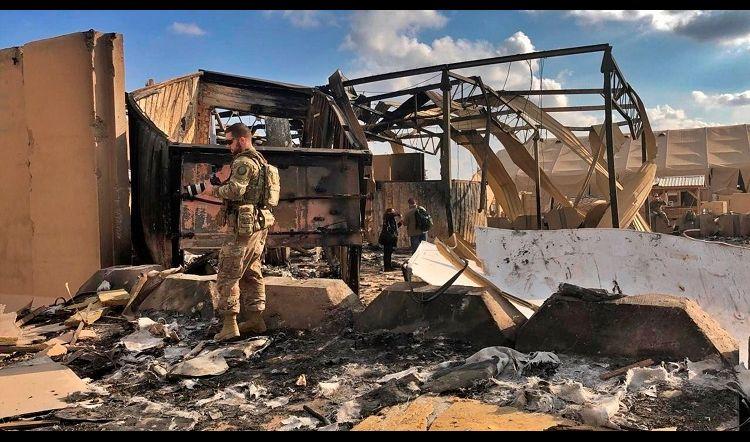 الدنمارك تعلن عودة قواتها إلى قاعدة عين الأسد