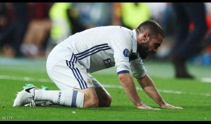 مرض فيروسي يضرب دفاع ريال مدريد