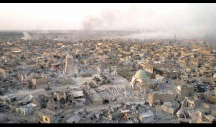 بدء إعمار معلم بارز في الموصل القديمة