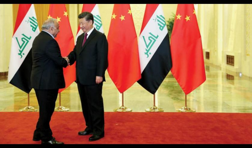 الصين تعلق على تهديد ترمب بمعاقبة العراق