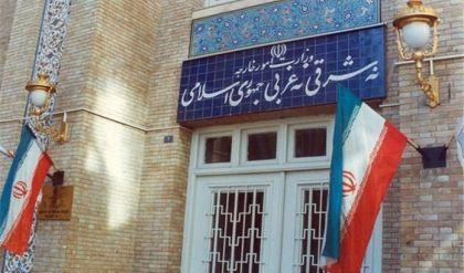 الخارجية الايرانية: لاؤل مرة اوربا تقف بوجه العقوبات الاميركية