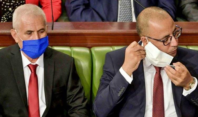 النواب التونسيون يمنحون حكومة المشيشي الثقة