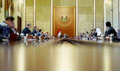 مجلس الوزراء العراقي يتخذ جملة قرارات بشأن الطاقة الكهربائية اولها تعديل اسم الوزارة