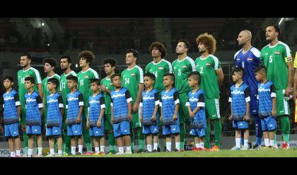 غدا.. الأولمبي العراقي يواجه أفغانستان في التصفيات الآسيوية
