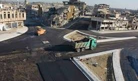 التخطيط: صرف 113 مليار دينار لتنفيذ مشاريع خدمية في نينوى