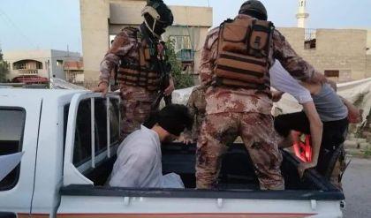 الحشد يلقي القبض على 15 داعشياً في نينوى