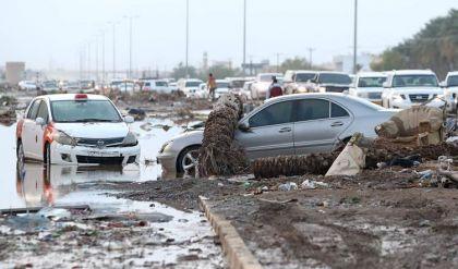 العراق يتضامن مع سلطنة عُمان جرّاء إعصار شاهين