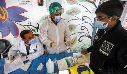 العراق.. تسجيل 2044 إصابة و33 حالة وفاة جديدة بفيروس كورونا