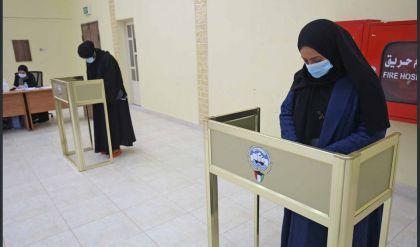 تصويت الكويتيين في الانتخابات التشريعية
