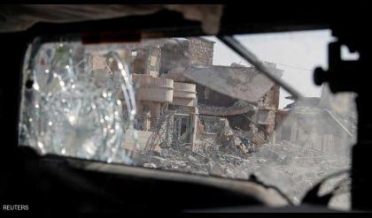 التحالف يؤكد: لا تفاوض على انسحاب مسلحي داعش من الرقة